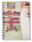 The Bridesmaid, Pub. In Lasst Licht Spiral Notebook