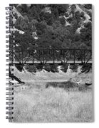 The Bridge 13 Spiral Notebook