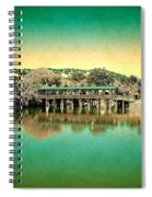 The Bridge 14 Spiral Notebook