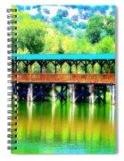 The Bridge 16 Spiral Notebook