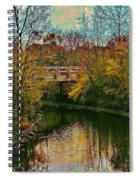 The Bridge Between Heaven And Earth Spiral Notebook