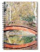 The Bridge Spiral Notebook