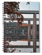 The Bridges At East Falls Spiral Notebook