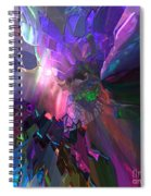 The Brighter Side Spiral Notebook