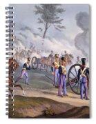 The British Royal Horse Artillery - Spiral Notebook