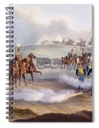 The British Royal Horse Artillery - Spiral Notebook