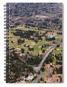 The Broadmoor Panoramic Spiral Notebook