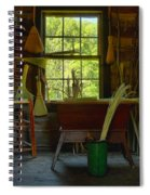 The Broom Room Spiral Notebook