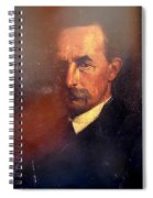 The Brother Of The Painter Spiral Notebook