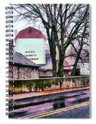 The Bucks County Playhouse Spiral Notebook