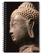 The Buddha 2 Spiral Notebook