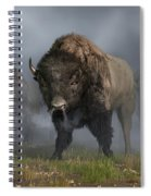The Buffalo Vanguard Spiral Notebook