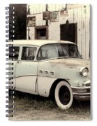 The Buick Spiral Notebook