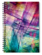The Building Blocks Spiral Notebook