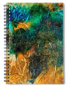 The Bull By Sharon Cummings Spiral Notebook