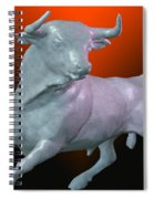 The Bull... Spiral Notebook