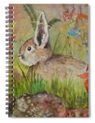The Bunny Spiral Notebook