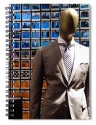 The Businessman Spiral Notebook