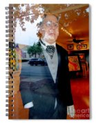 The Butler Spiral Notebook