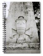 The Calcutta Cemetery Spiral Notebook
