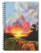 The Calling Spiral Notebook