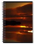 The Calmness... Spiral Notebook