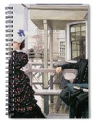 The Captains Daughter Spiral Notebook