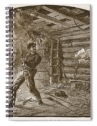 The Capture Of Booth, The Slayer Spiral Notebook