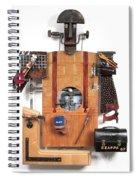 The Carpenter   #16 Spiral Notebook