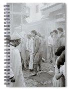 The Casbah Spiral Notebook