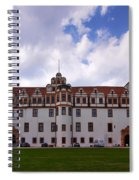The Castle Of Celle Spiral Notebook