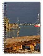 The Casual Observer Spiral Notebook
