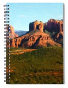 The Cathedral Complex Spiral Notebook