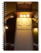 The Cathedral Of Tampere Spiral Notebook