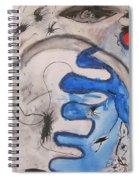 The Cat's Eye Spiral Notebook