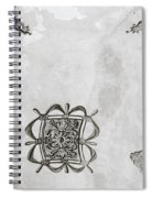 The Ceiling Design Spiral Notebook