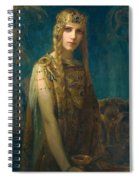 The Celtic Princess Spiral Notebook
