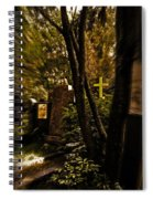 The Cemetery Spiral Notebook