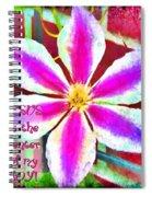 The Center Spiral Notebook