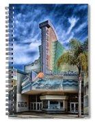 The Century Theatre Spiral Notebook