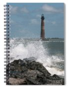 The Changing Tides Spiral Notebook
