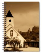 The Chapel At The Supes  Spiral Notebook