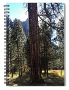 The Chapel Yosemite Spiral Notebook