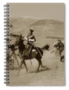 The Charge Of The Light Brigade 1936 Spiral Notebook
