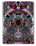 The Chariot Spiral Notebook
