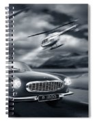 The Chase 2 Spiral Notebook