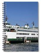 The Chelan Spiral Notebook
