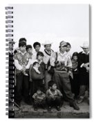 The Chiapas People Spiral Notebook