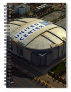 The Chicago Blackhawks Spiral Notebook