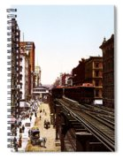The Chicago El Spiral Notebook